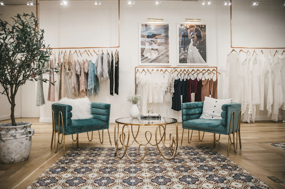 Grace Loves Lace – New York Showroom