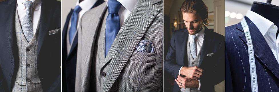 Alan David Custom Suits NYC