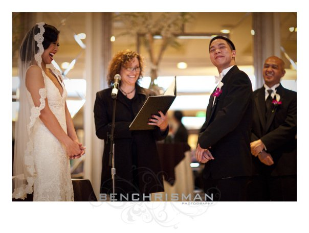Celia Milton – Wedding Officiant