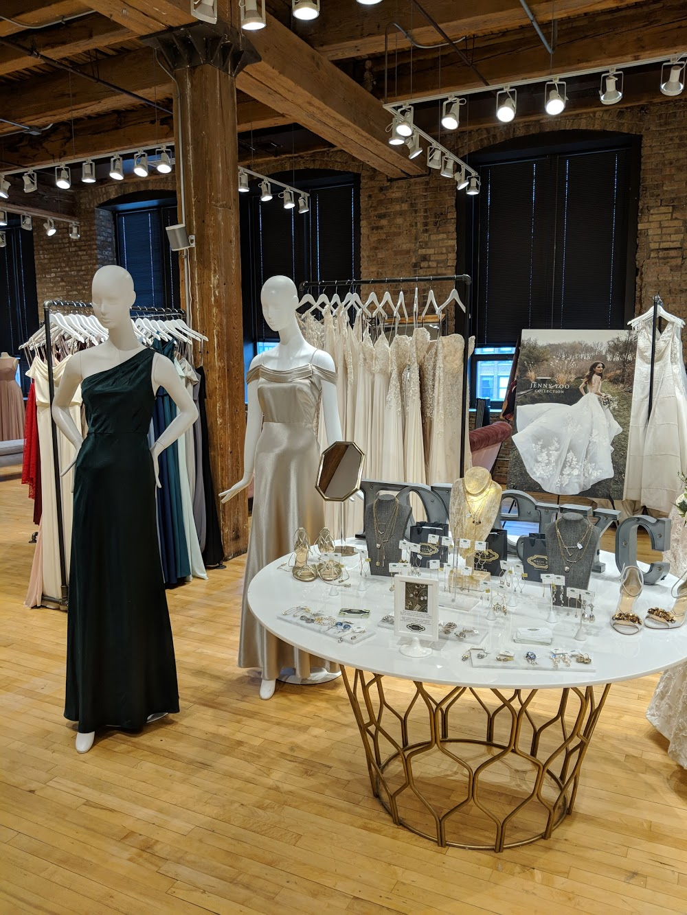 Jenny Yoo Collection – Chicago Showroom
