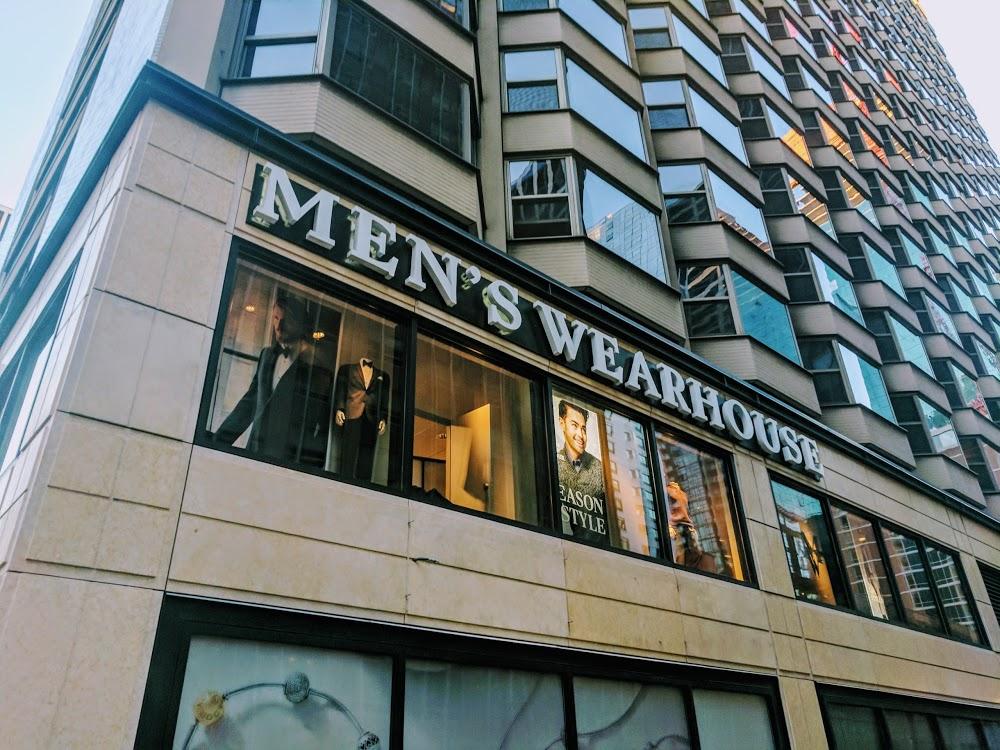Men's Wearhouse – Chicago