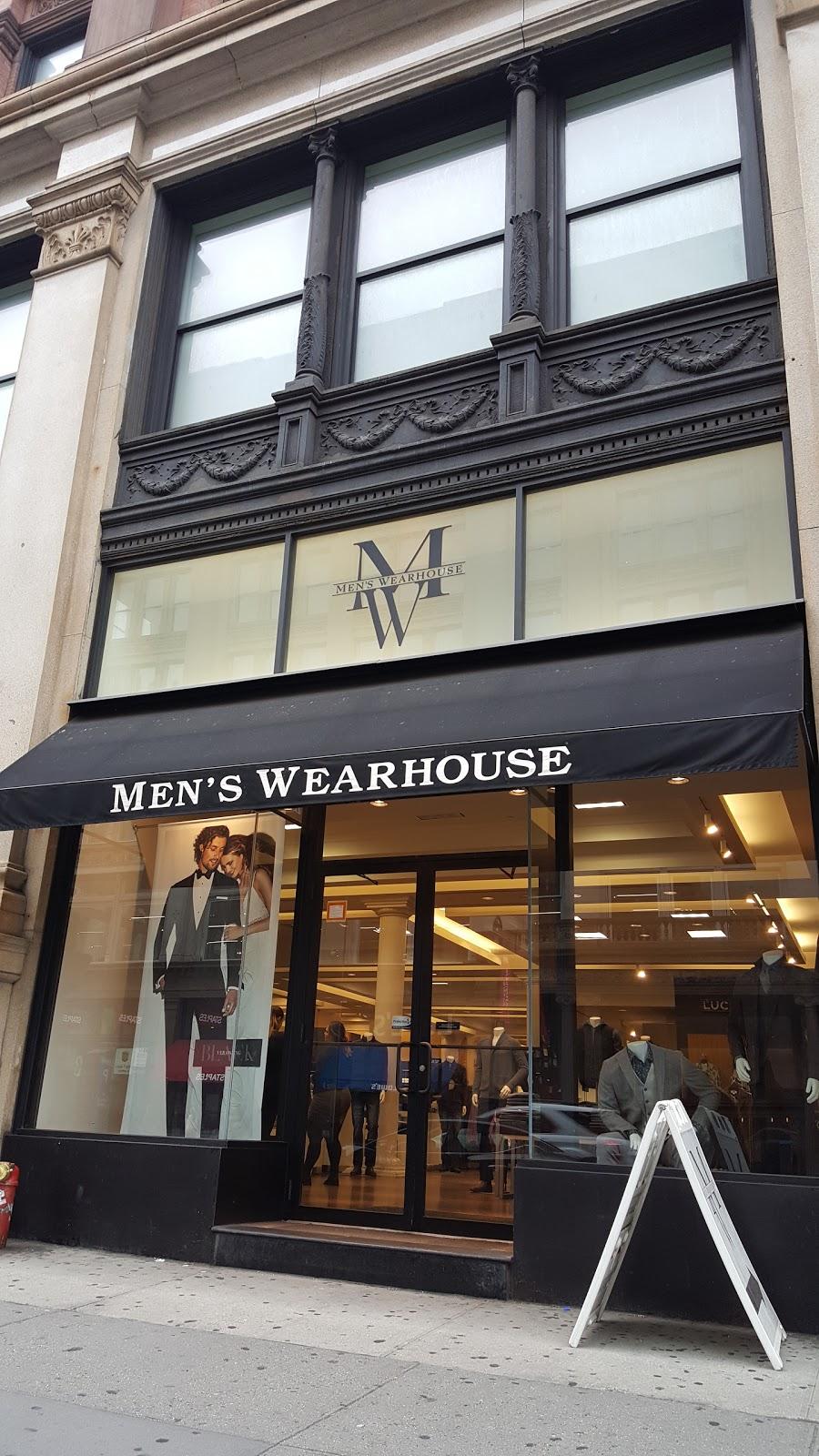 Men's Wearhouse – Chelsea