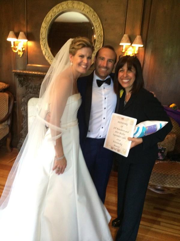 Sara Shonfeld – Rabbi and Interfaith Wedding Officiant