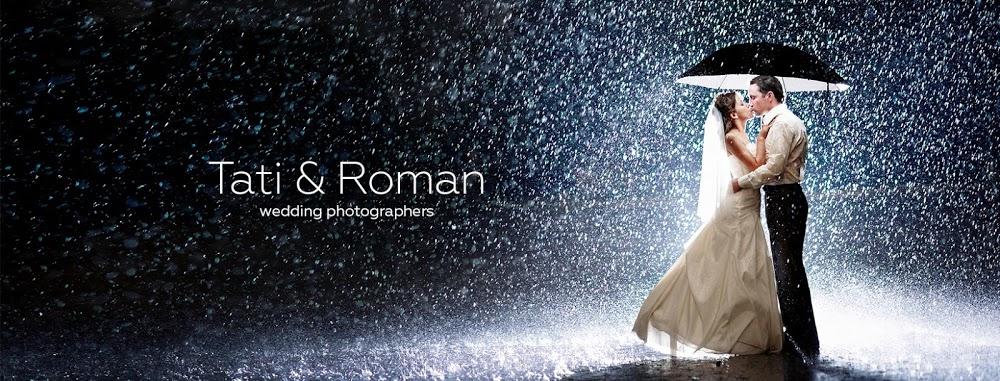 Tati and Roman Wedding Photography