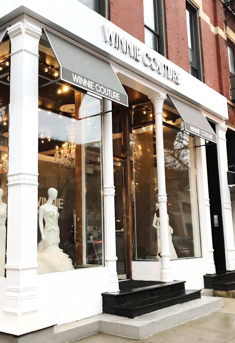 Winnie Couture Bridal Shop – Chicago Flagship Store