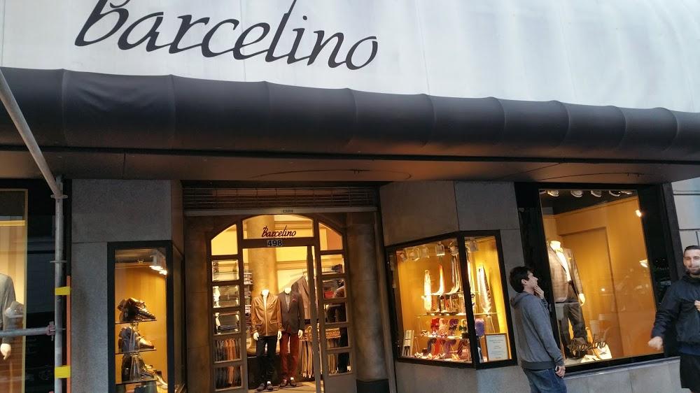 Barcelino Men's Apparel – Union Square