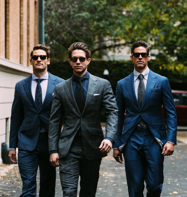 Daniel George Custom Suits – San Francisco