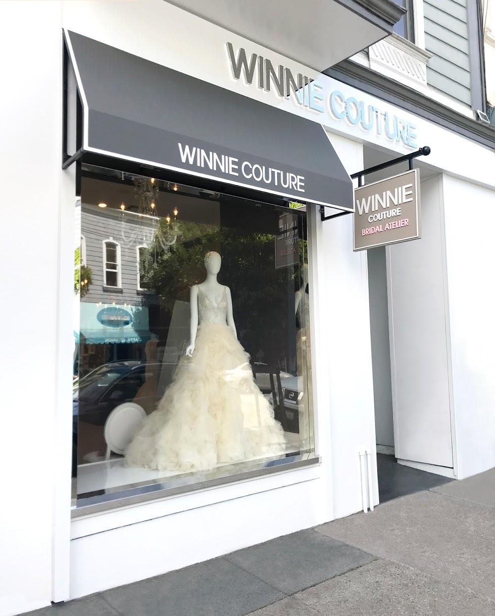 Winnie Couture Bridal Shop – San Francisco