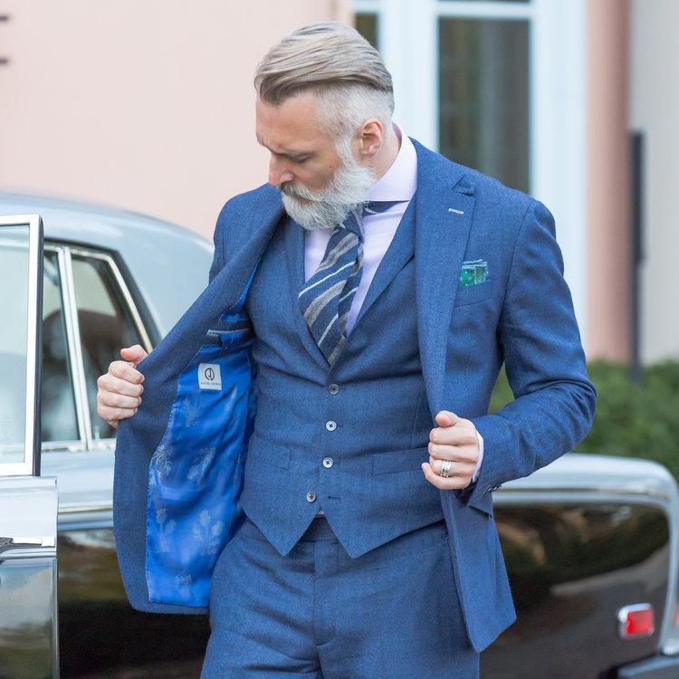 Daniel George Custom Suits – Chicago