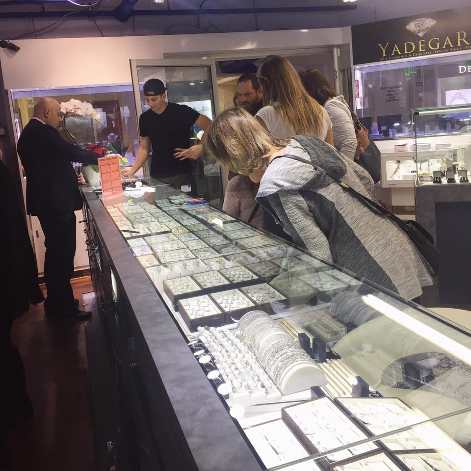 J & J Yadegar Diamonds