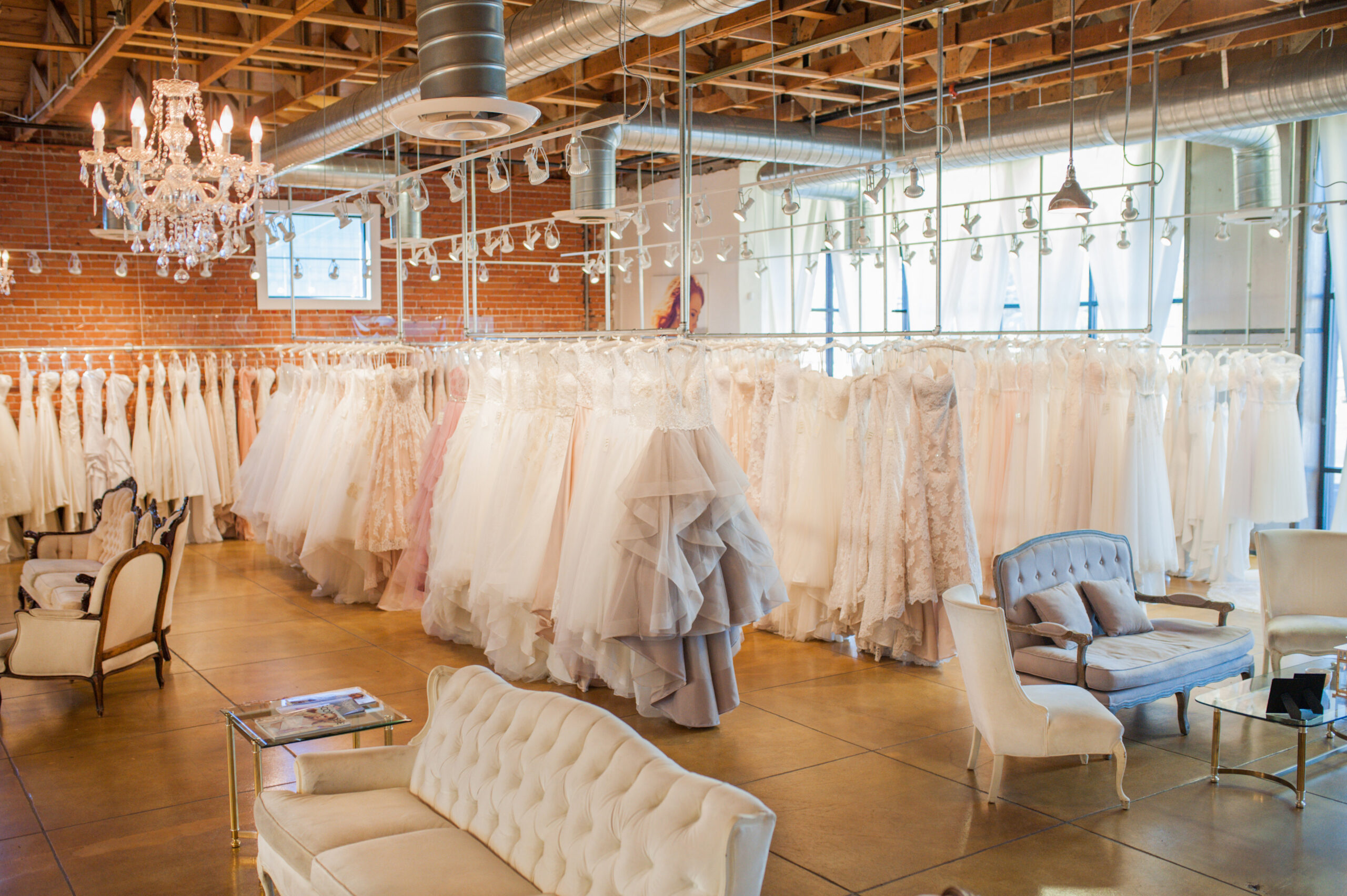 Luv Bridal – Los Angeles Showroom