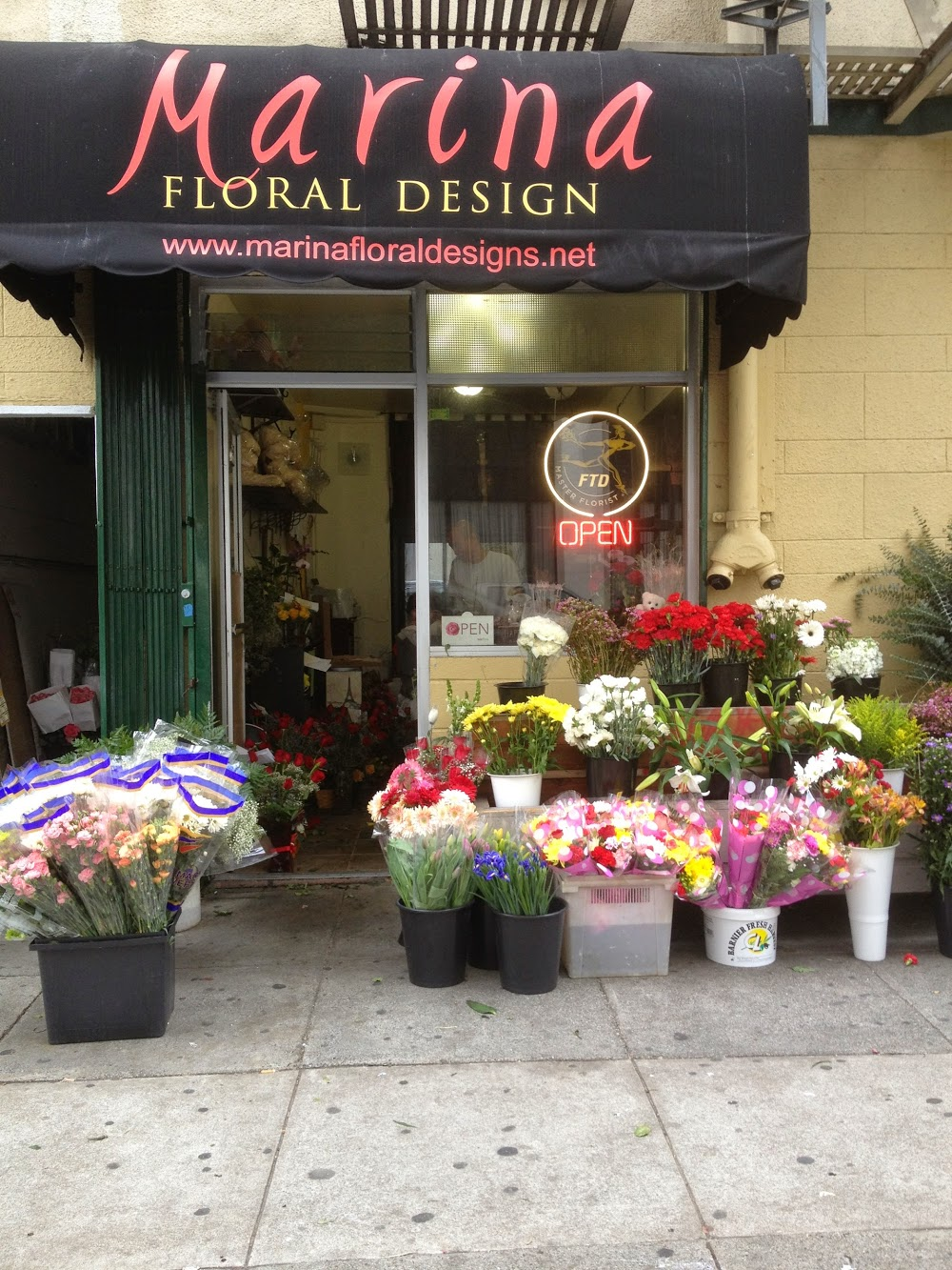 Marina Floral Design
