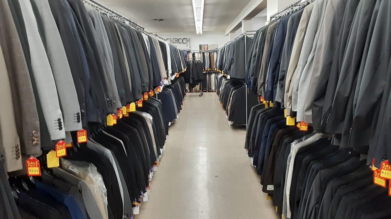 Roger Stuart Clothes Inc