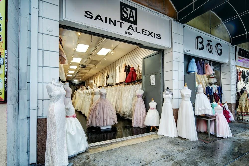 Saint Alexis Bridal