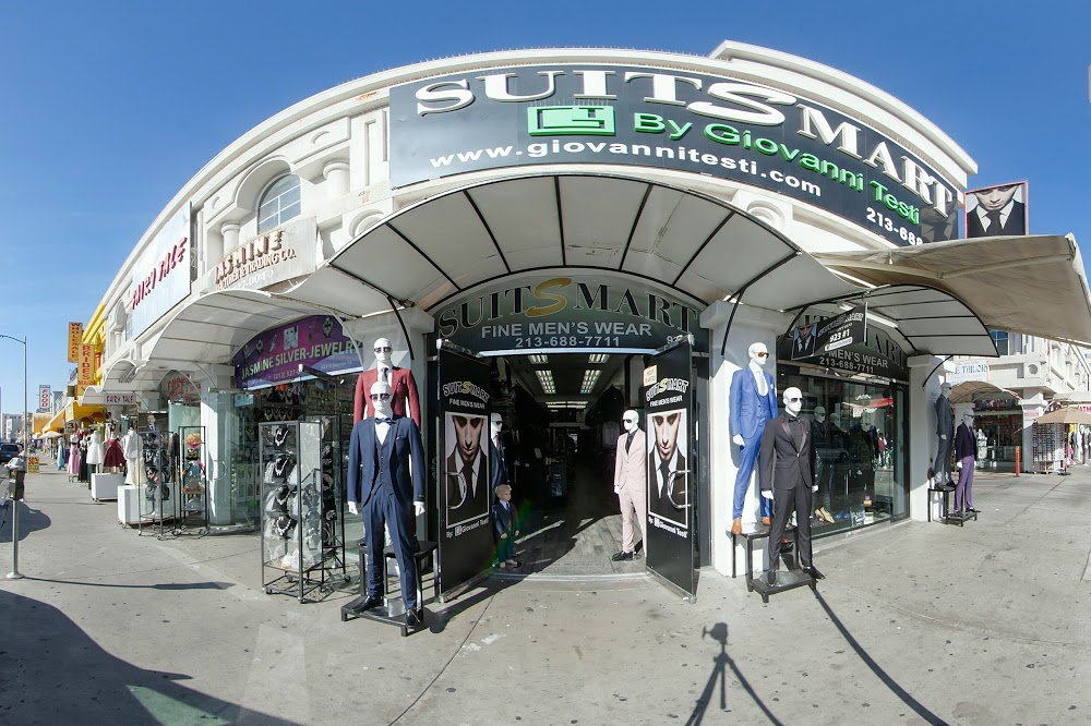 SuitSmart by Giovanni Testi