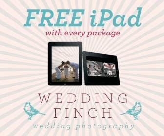 Wedding Finch Photography