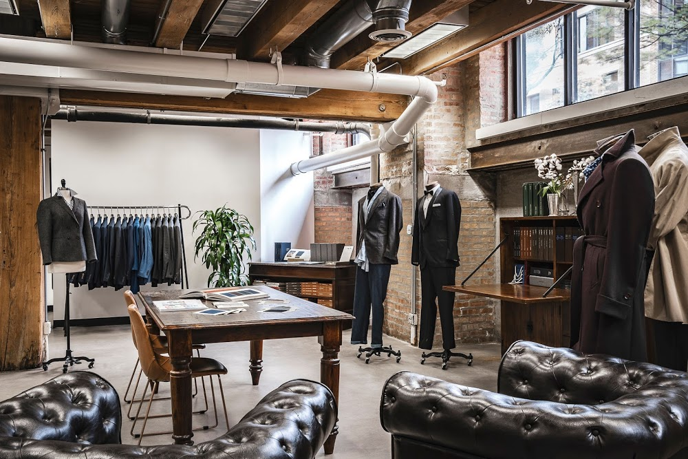 Hall Madden Custom Suits, Shirts & More