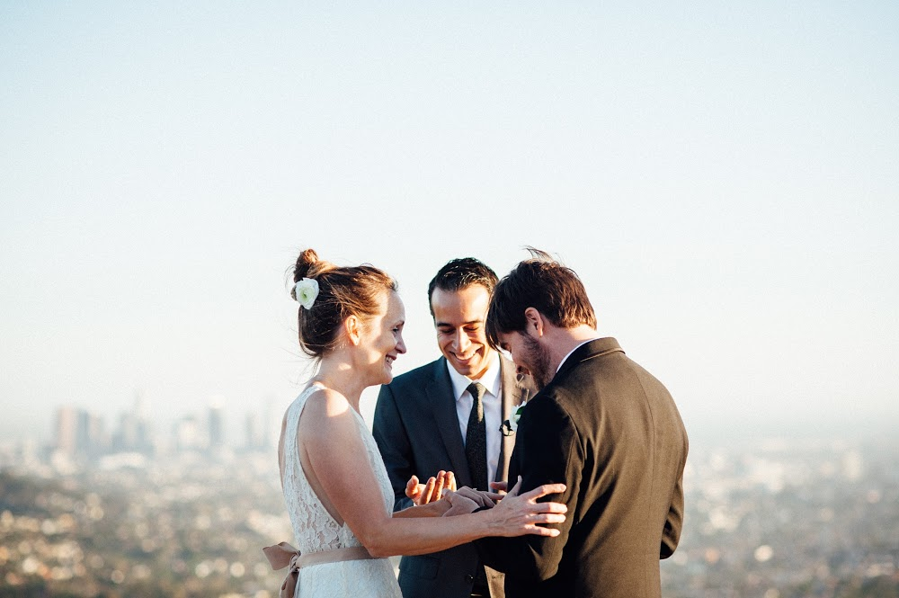 Jacob Marries (Wedding Officiant)