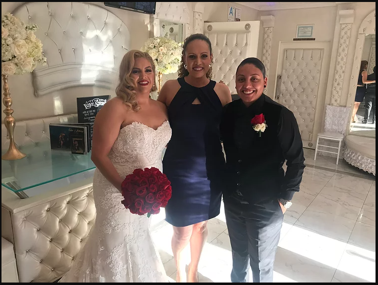 Married By Maria – Wedding Officiant