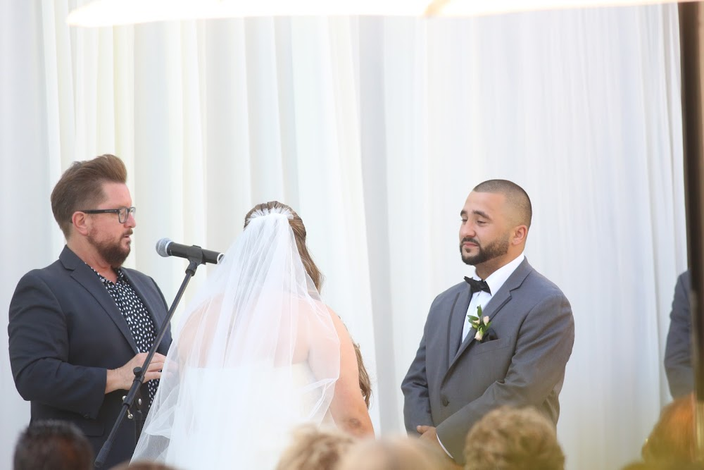 wedding chapel and officiant by Erlan Redondo