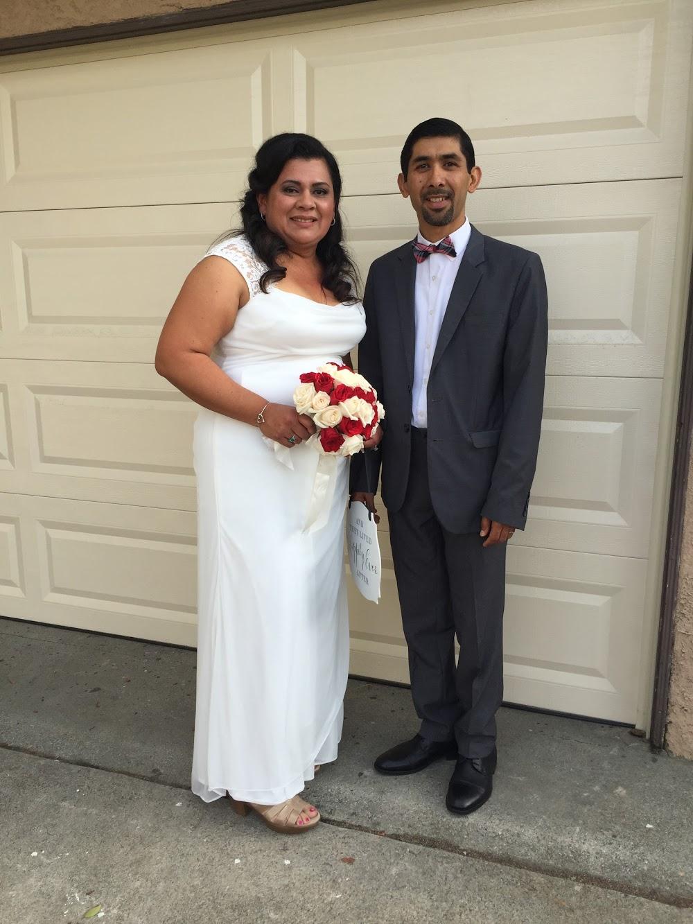 Wedding Officiant – Reverend Michael Ramirez