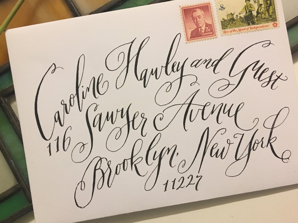 Write by Mike Calligraphy
