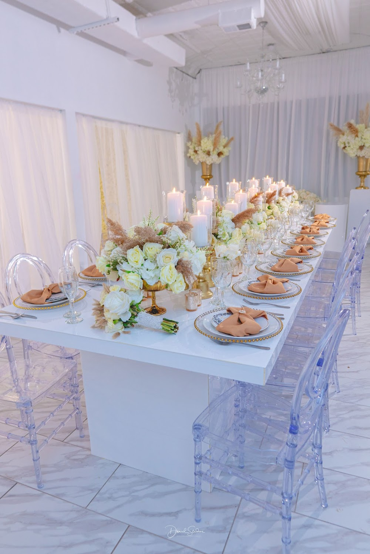 dE Luxury Event Design & Rentals