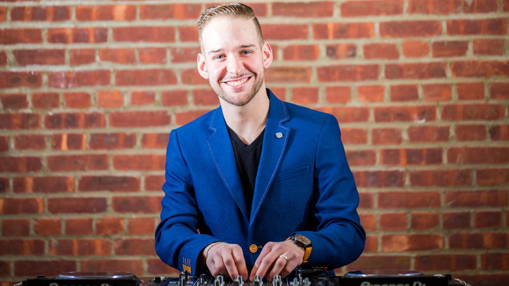 DJ Brian Rodrigues