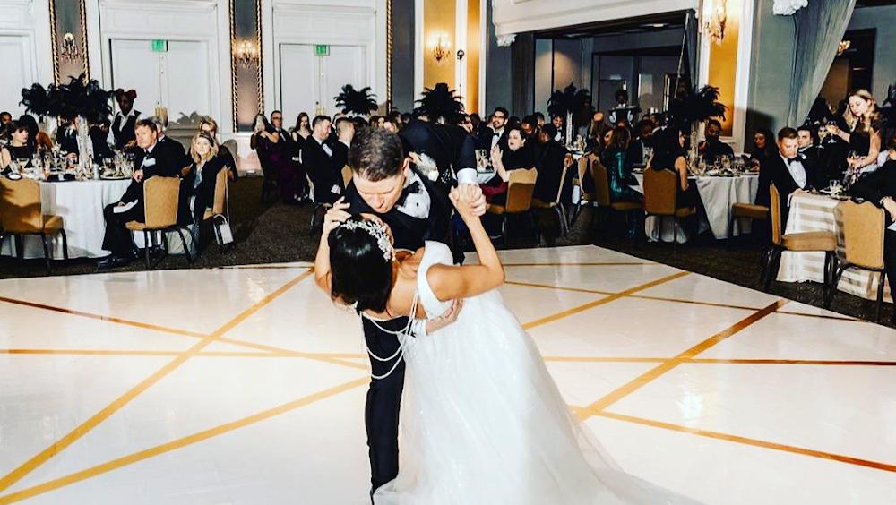 Wrap Dance Floor – Wedding & Event Productions